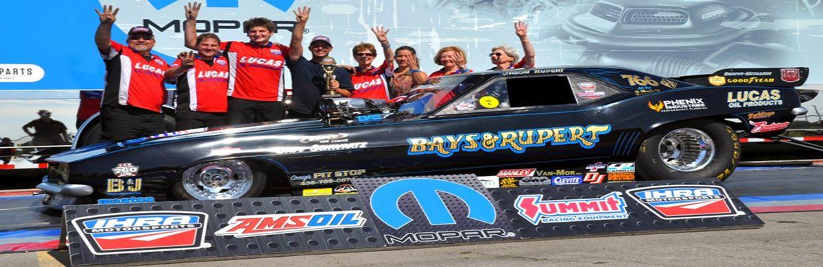 Rupert & team bounce back with win at Grand Bend